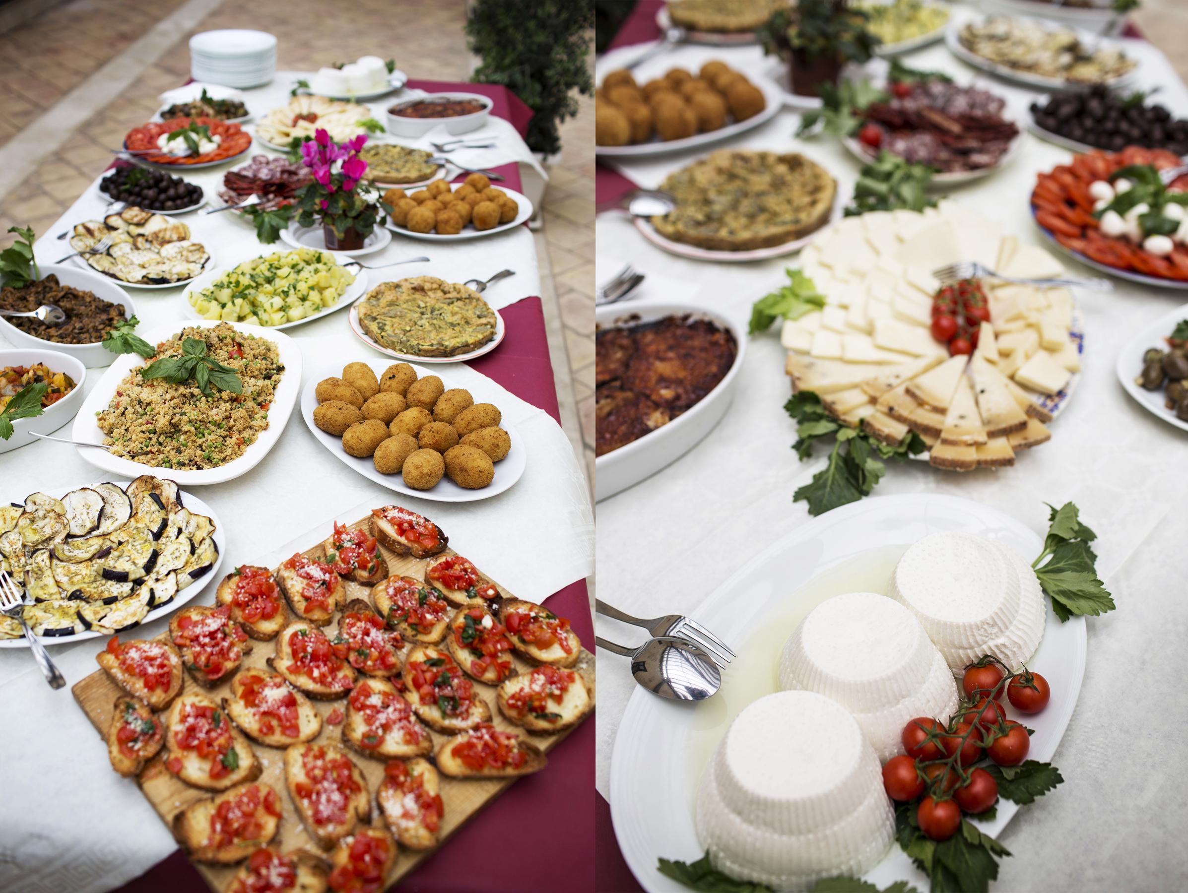 Corso di cucina sicula arte pasticcera for Piatti tipici laziali